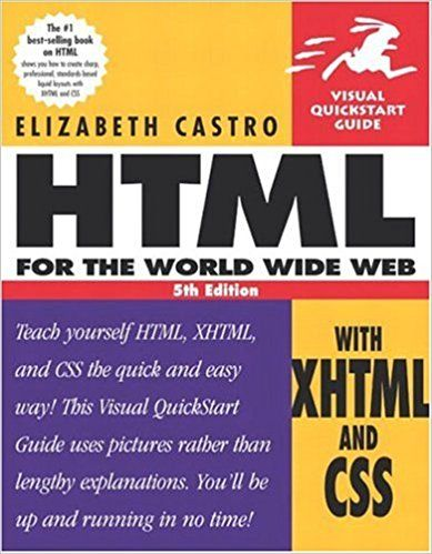 Html For The World Wide Web With Xhtml And Css Fifth Edition