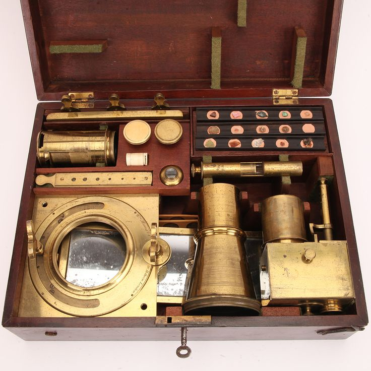 The solar microscope compendium. For sale at http://www.fleaglass.com/ads/a-solar-microscope-compendium-by-wm-harris-7-co-london/