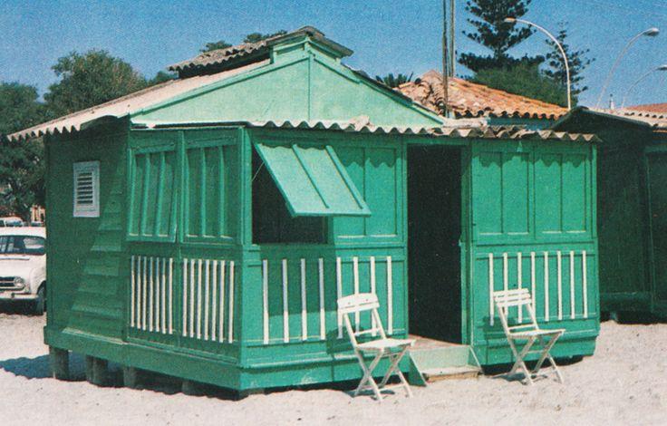 Poetto Beach Hut