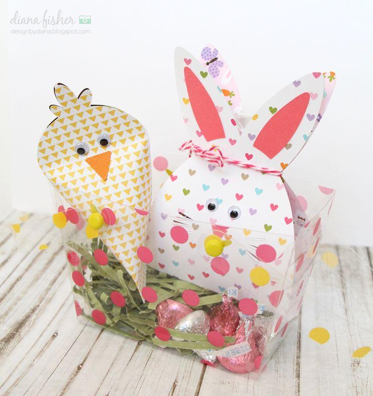Easter Basket - Scrapbook.com