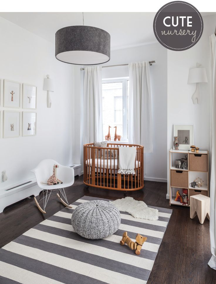 modern nursery « Kiddos at Home