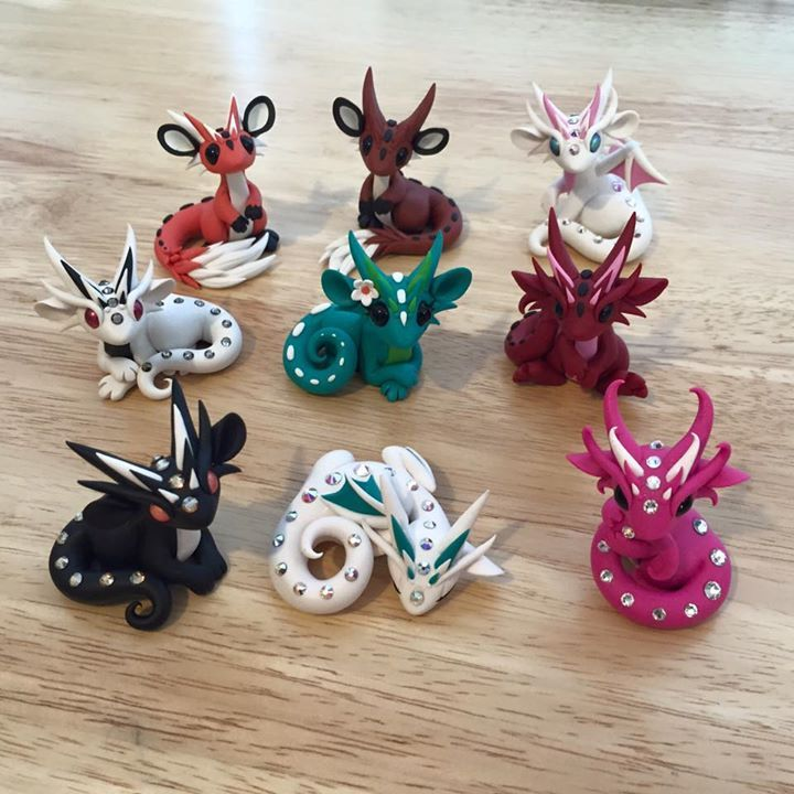 Assortment by Dragons&Beasties