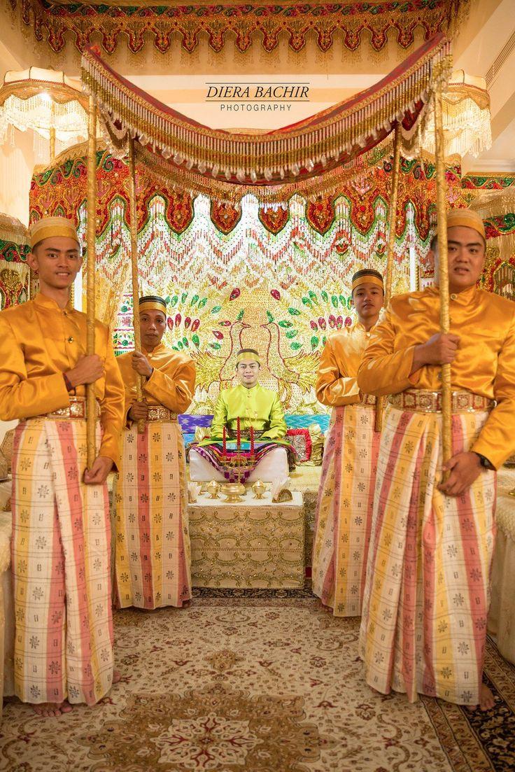 Pernikahan Adat Minang Nina dan Chandra di Jakarta