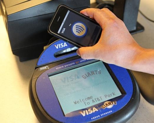 Vodafone y Visa presentan los pagos por NFC
