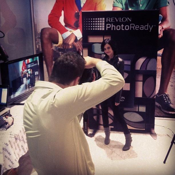@Revlon South Africa #photoready photo shoot at TFG Head Office.