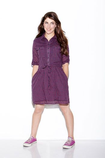 mayim bialik cute quirky