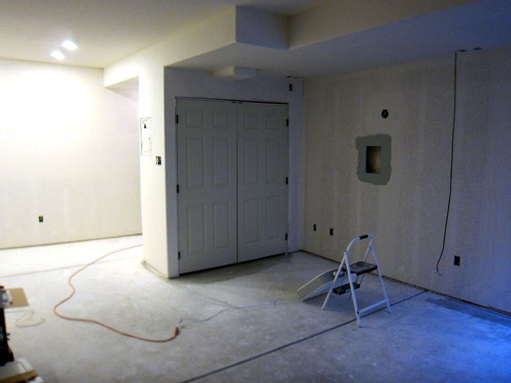 14 best my basement finish drywall stage images on for Basement theater room