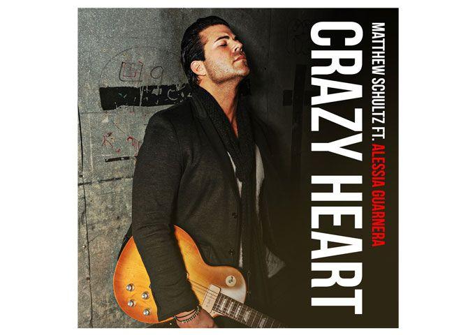 Crazy Heart by Matthew Schultz ft. Alessia Guarnera Looks Set To Be A Surefire Smash | JamSphere