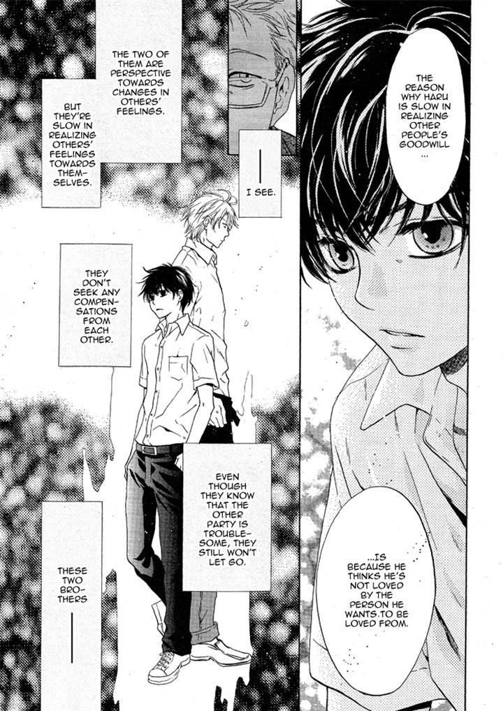 Read Super Lovers Vol.6 Ch.18 Page 1 Manga Online At Mangago, the family of Yaoi fans.