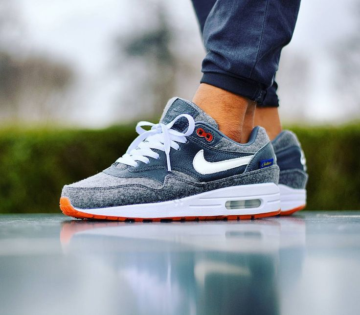 Nike ID Air Max 1 Pendleton (by sjoemie84)