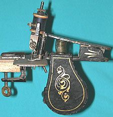 Beckwith sewing machine 2