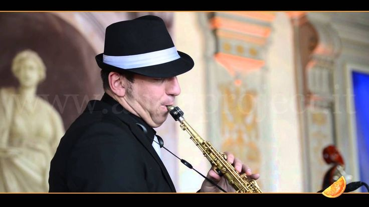 """ALMA PROJECT - GB Live Jazz QUARTET - """"Wake me up"""" (Avicii) - Villa Corsini di Mezzomonte"""