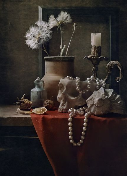 15 still life photography ideas that will blow your mind.  http://www.photoventure.com/2013/09/18/15-still-life-photography-ideas/