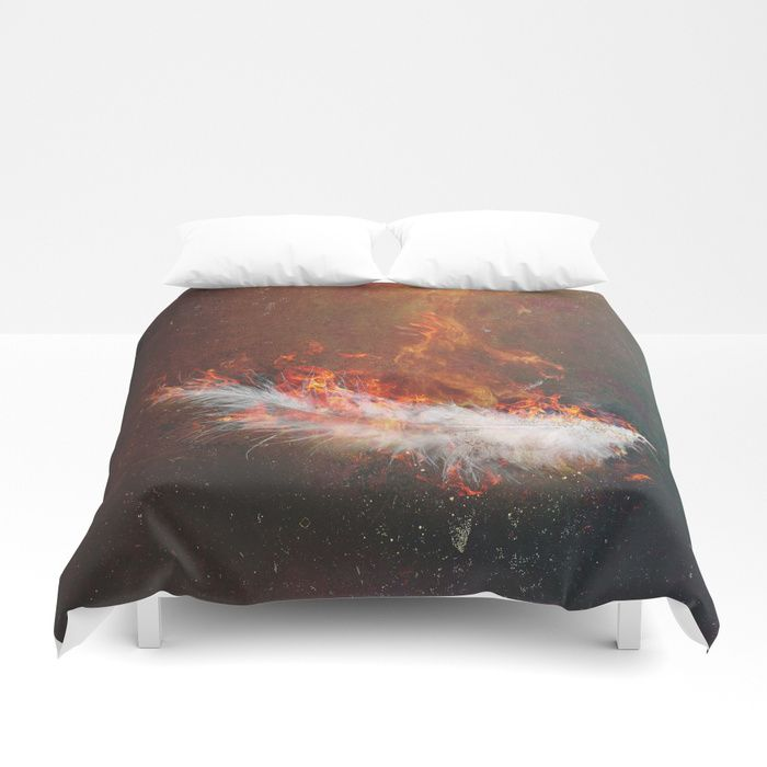 Icarus Duvet Cover by HappyMelvin | Society6