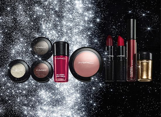 mac cosmetics holiday 2014 | MAC Cosmetics Heirloom Mix Holiday 2014 collection info | Swatch and ...