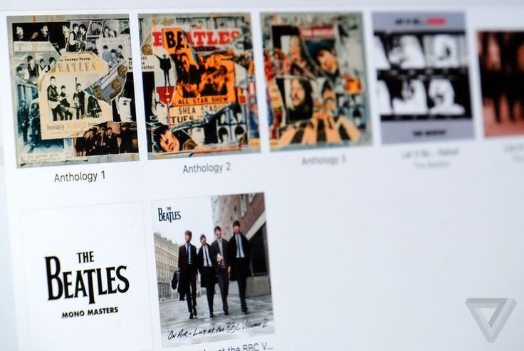 These Beatles albums still can't be streamed on Spotify or Apple Music Today'sarrival of The Beatleson Spotify Apple Music Google Play Music Tidaland everywhere else marks a huge moment for streaming music. The band's discography from Please Please Me up through Let It Be is finally available on demand. A few compilations like Past Masters 1962 - 1966 and 1967 - 1970 are also available to stream. The highlight among these I'd say is the greatest hits collection 1 which was just remastered…
