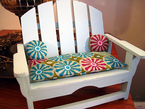 17 Best Images About Cushions For Adirondack Chairs On