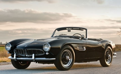 BMW 507 Roadster (1959)