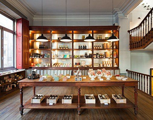 A Guide to Shopping in Porto, Portugal  Via Condé Nast Traveler | 11/07/2012  Sure, it's tops for port, but Porto, the cozy town in northern Portugal's Douro River Valley, takes locavorism beyond the glass. A guide to shopping for the best native arts and crafts—pre- or post-aperitif, of course.  #Portugal