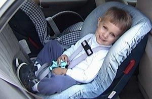 peaceful parenting: Car Seat Safety: Rear Facing As Long As Possible
