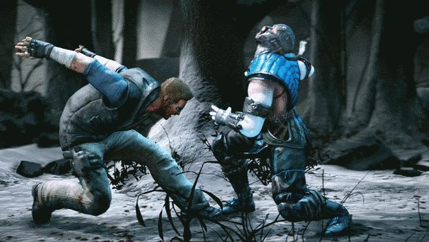 "TONS: | 15 Killer GIFs That Will Get You Pumped For ""Mortal Kombat X"""