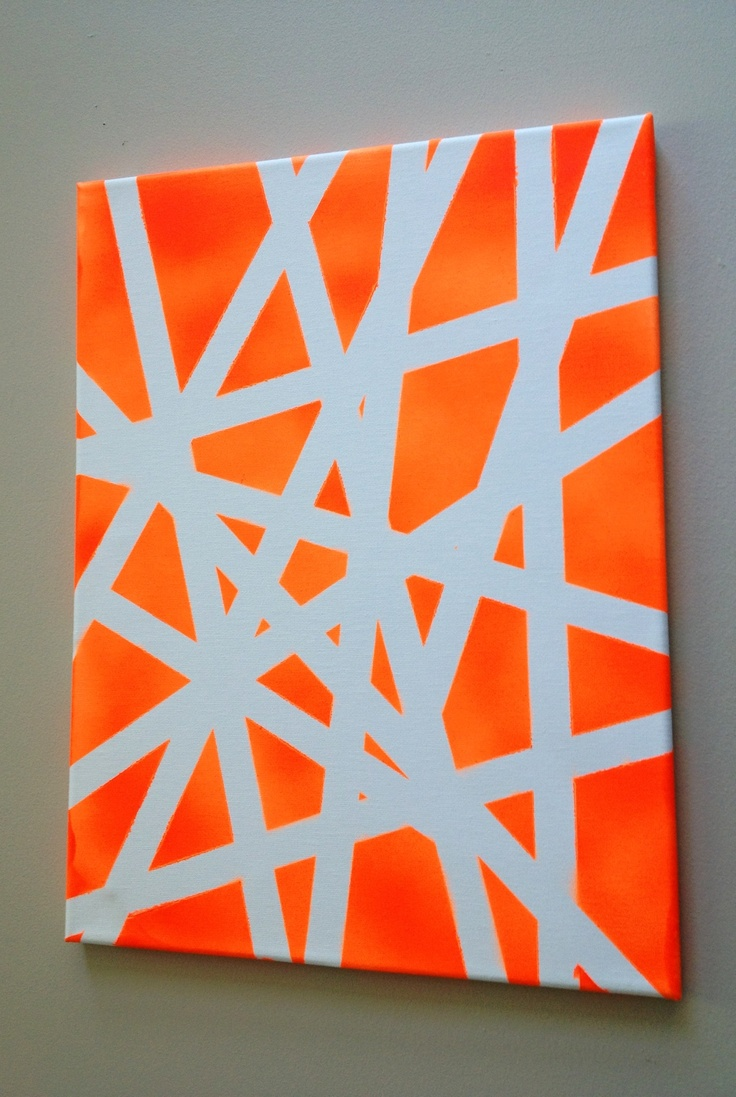 17 best images about art optico on pinterest maze for Spray paint ideas
