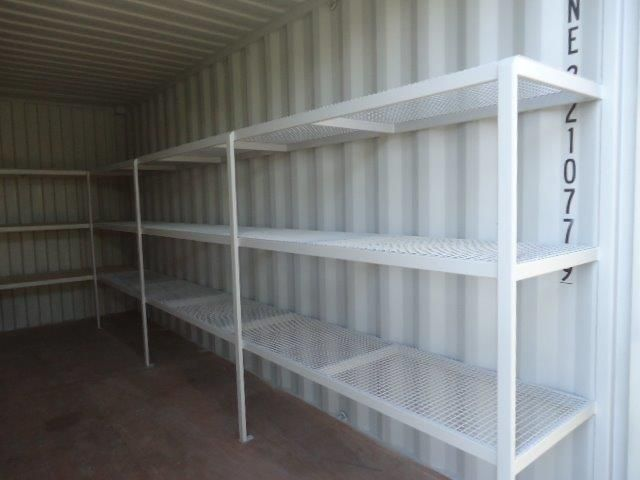 Increasing The #Storage Space In Your #Shipping Container Shed   Tiger  Containers