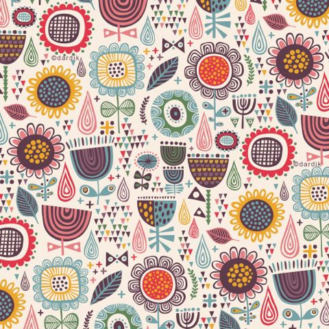 One of my absolute favourite pattern designers, Helen Dardik!
