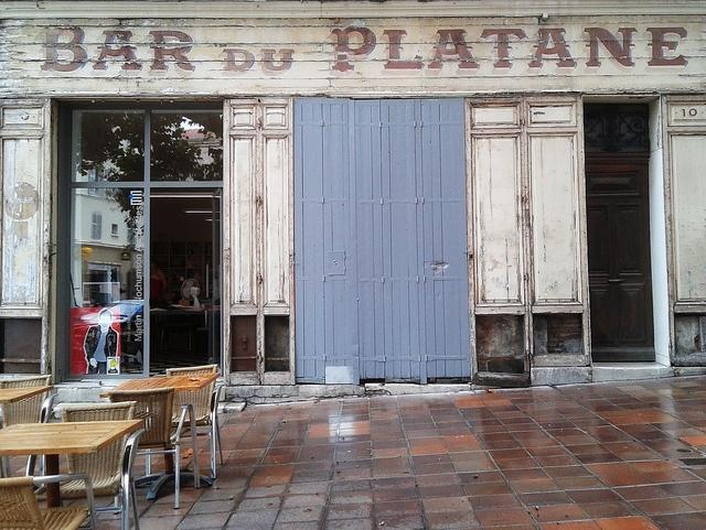 Bar du Platane - Le Panier, #Marseille