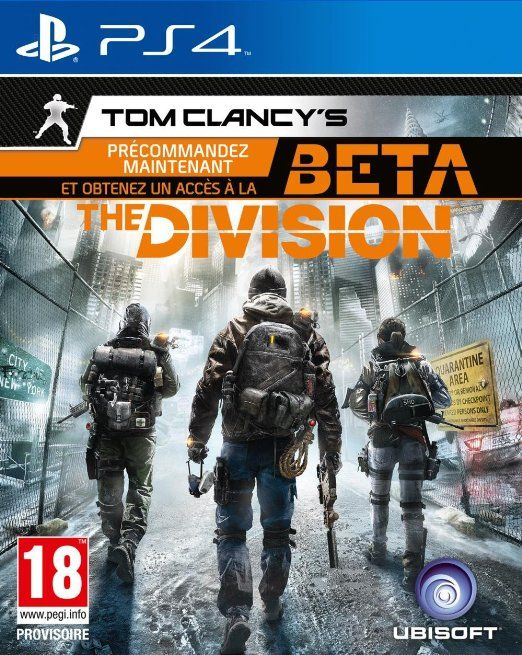The Division #Division #Beta #Ubisoft #Sony #Playstation #Game #Ps4 #Gamer #Player #Playstation4 #Jeux #JeuxVideo https://twitter.com/AmazonProjects https://www.facebook.com/AmazonTeam-1116853291699814/