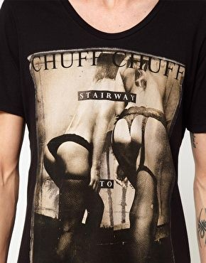 Image 3 ofClubbed to Death Cuff T-Shirt