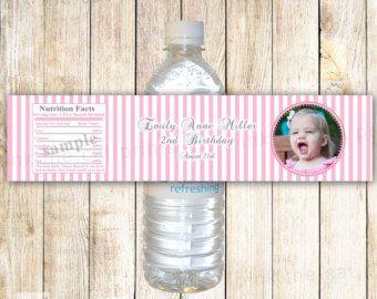Imprimable à pois personnalisé rose pourpre eau par pinkthecat
