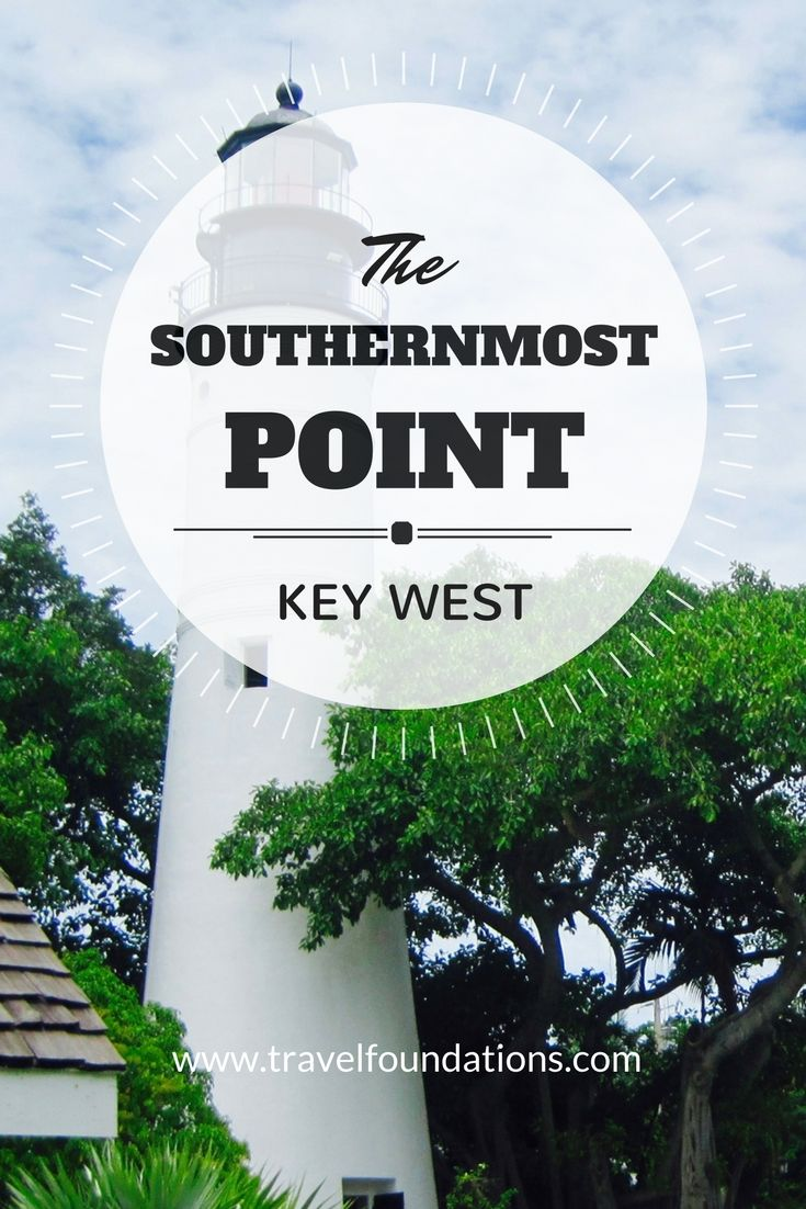 Exploring Key West, the Southernmost Point in the US, now up on the blog. I was mainly disappointed, read to find out why.