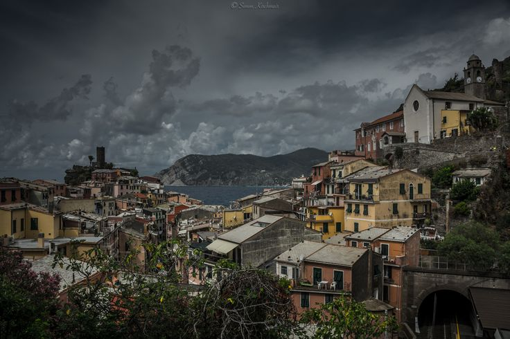 Vernazza 1.1 by Simon Kirchmair on 500px