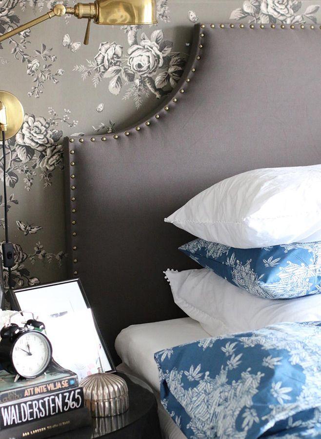 Sänggavel 180 cm Mr. Grey Welcome Home Co. från Leilas General Store