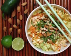 Recipe: Khloe Kardashian's Famous Chinese Chicken Salad – The Healthy Lunch That Helped Her Slim Down | Sarah What