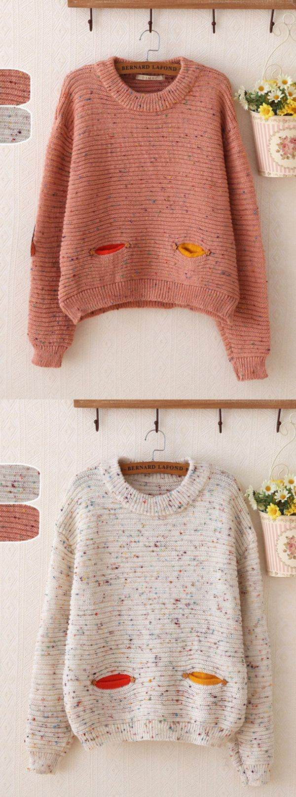 [Newchic Online Shopping] 47%OFF Casual Owl Pattern Sweaters for Women
