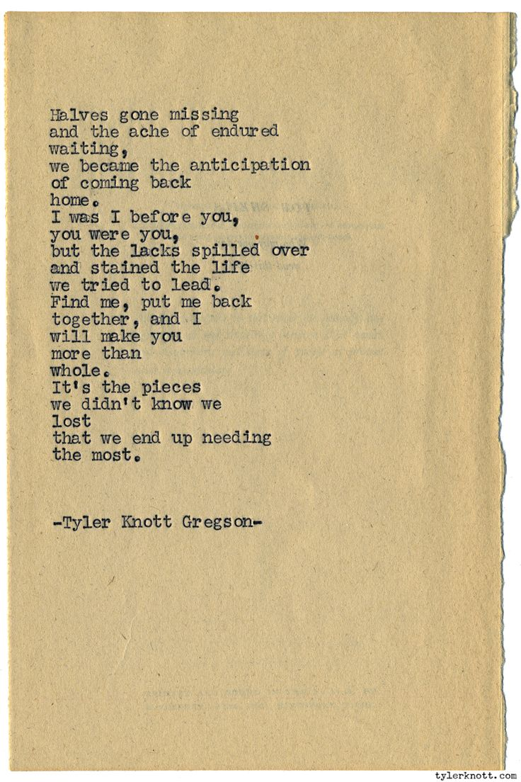 Typewriter Series #1240 by Tyler Knott Gregson*All The Words Are Yours, is available for Pre-Sale through Amazon, Barnes and Noble, IndieBound , Books-A-Million , or iBookstore! **This was a custom wedding poem I wrote for the beautiful @jasminemcaslen after photographing her amazing day.  Thanks for letting me be a part of things!*