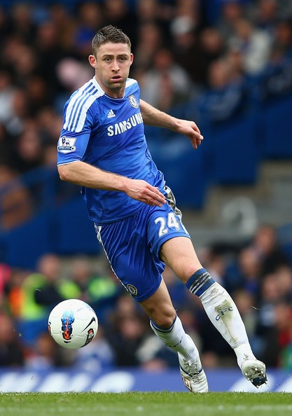 talented defender Garry Cahill
