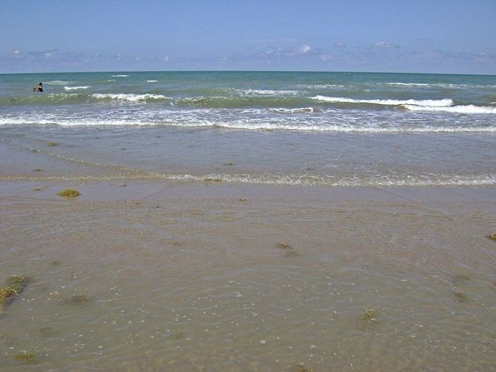 2) Boca Chica Beach (Brownsville).  Places to check out in Texas.