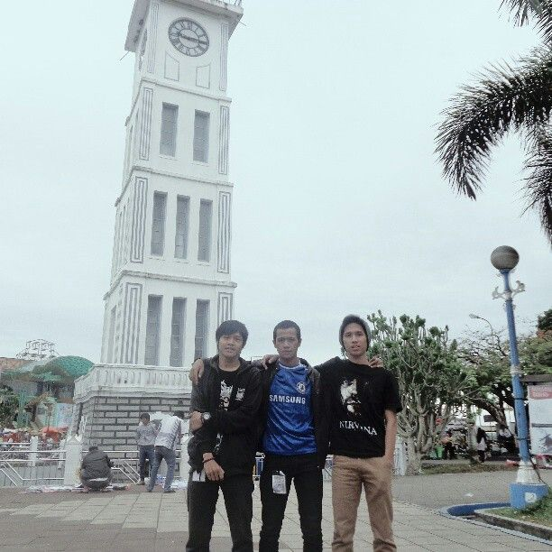 Jam gadang, Bukit Tinggi. West Sumatera. Indonesia