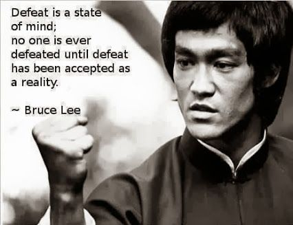 10 best motivation images on pinterest marshal arts martial arts kung fu bruce lee bruce lee wisdom defeat motivation quote voltagebd Image collections