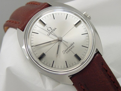 Omega Seamaster Cosmic Mens Watch Thin Manual Wind | eBay