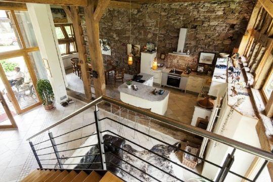 4 zimmer bauernhaus zum kauf in v rstetten mit ca 222 qm for Bauernhaus modern