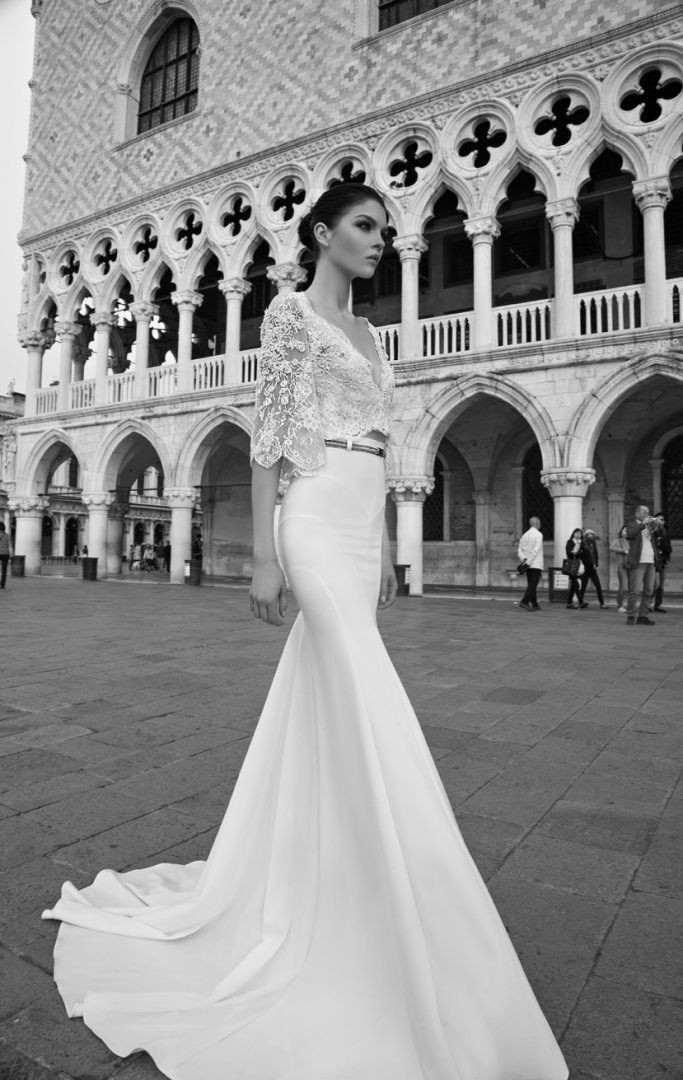 Superb Inbal Dror BR Available exclusively in Australia at Helen Rodrigues Sydney Wedding DressesBridesmaid