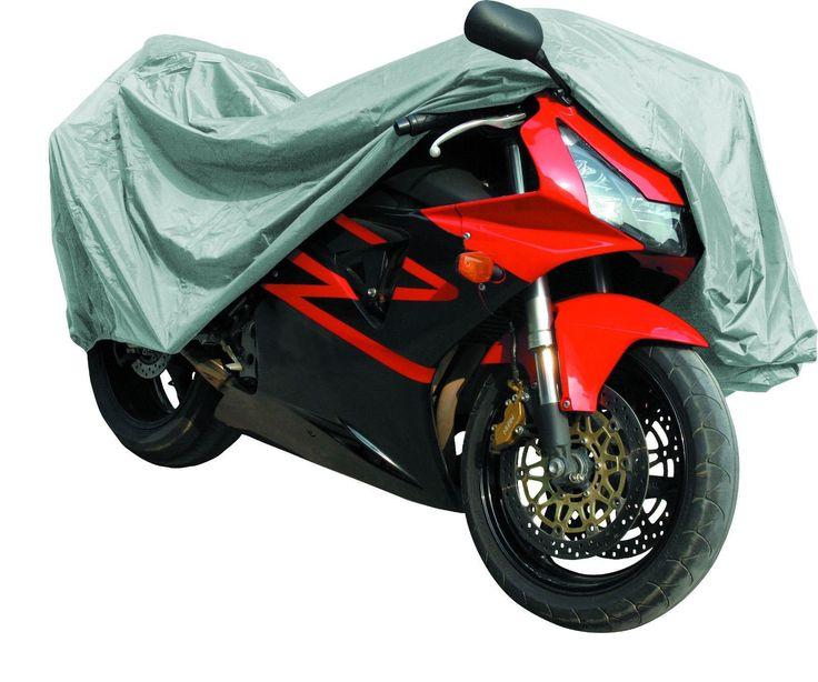 MOTORCYCLE MotorBike COVER Waterproof Rain Dust PROTECTOR by Qtech- MEDIUM: Amazon.co.uk: Car & Motorbike