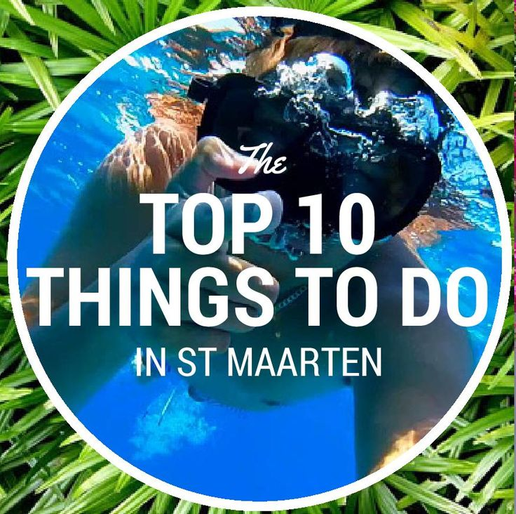 There are so many things to discover in St Maarten... Read more.