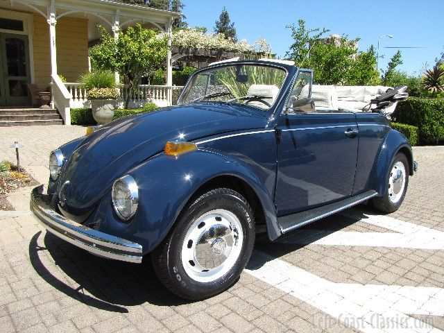 Classic VW Bug - Somethings were meant to endure. This is one of them.