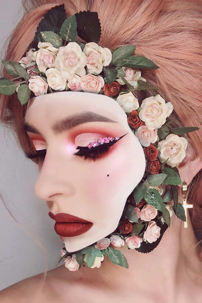 43 Fantasy Makeup Ideas To Learn What It S Like To Be In The