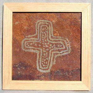 southwestern decor petroglyphs